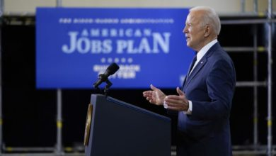 Iowa companies would pay a combined corporate tax rate of 35.1% under the Biden Plan, the third highest in the US Iowa