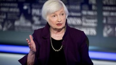 Yellen says corporate income has increased as a percentage of GDP :: WRAL.com