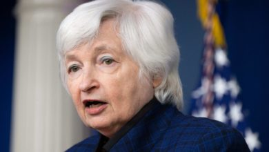 Yellen defends corporate tax hike to fund a $ 2.2 billion infrastructure plan