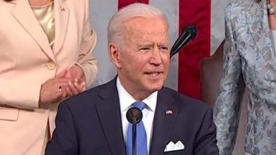 Biden is open to compromising on corporate tax increases and says he would consider a 25% tax rate