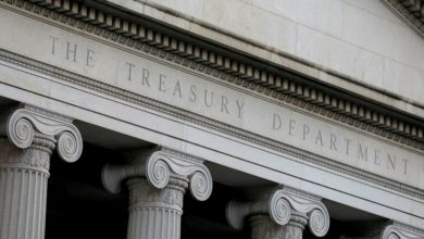 The US Treasury Department sets a global corporate income tax of at least 15%