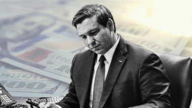 """Governor DeSantis signs """"Freedom Week"""" and other tax breaks"""