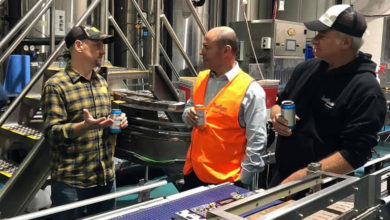 Tax breaks for small breweries and distilleries to create more jobs