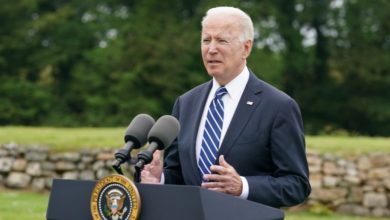 The leaders of Biden and G-7 will advocate a global minimum corporate tax