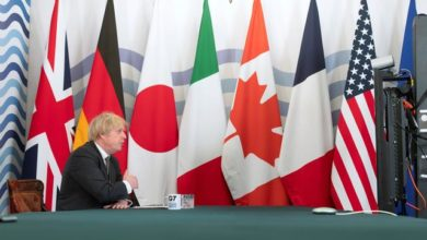 G7 approves proposal for a global minimum corporation tax in the US
