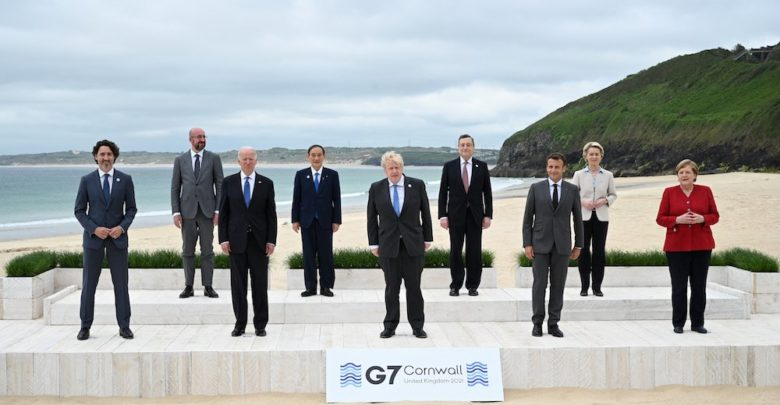 Should GCC Countries Be Afraid of the G7 Corporate Tax Plan?