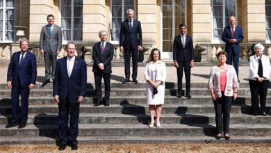 G-7 nations sign landmark agreement, back minimum global corporate tax rate of 15%