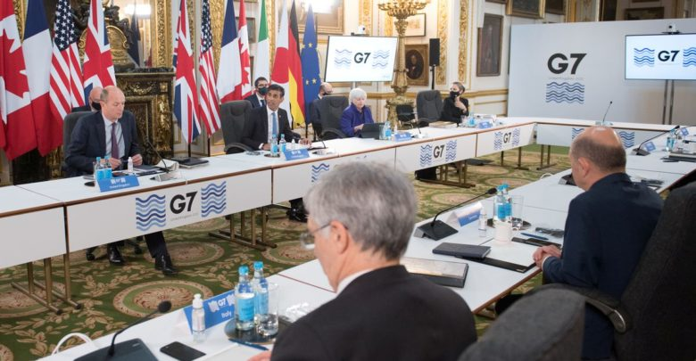 Analysis: G7 global tax plan could hit corporate giants unevenly