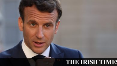 Macron praises France's role in the fight for global corporate tax reform