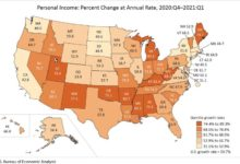 Mississippi Leads the Nation in Personal Income Increases Sustained by Federal COVID Aid Controls  Mississippi Politics and News