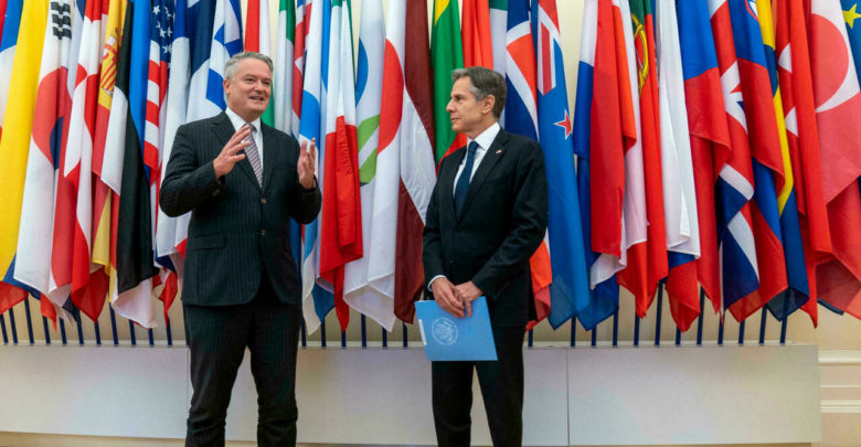 EU pauses on US digital levy to focus on global corporate tax plan