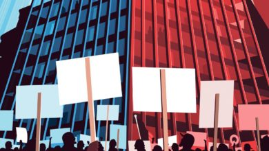 How Corporate America became a political orphan