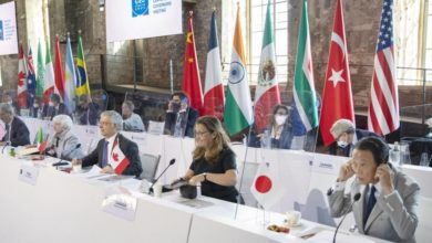 G-20 finance ministers support global corporate tax treaty