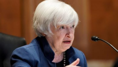 Yellen says EU digital tax deferral helps with global corporate tax deal