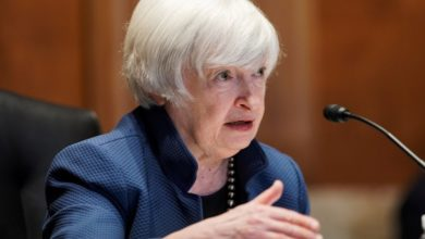 Yellen urges G20 for a higher minimum tax rate for companies |  Economic and business news