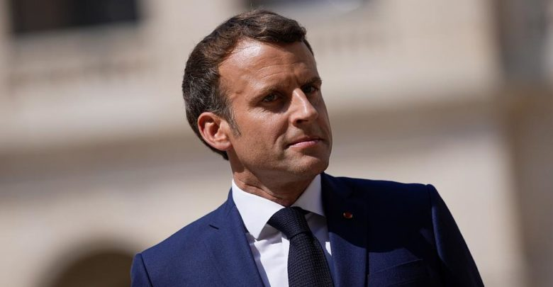 French President Macron visits Ireland with corporation tax on the agenda