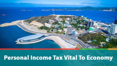 Income tax vital to the economy