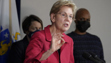 Keep Sen. Warren's confusion out of the corporate tax conversation