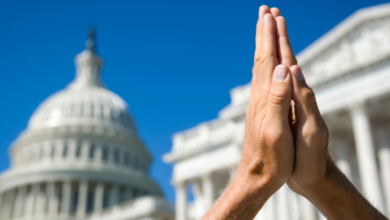Congress ignores retailers' prayers for sales tax relief