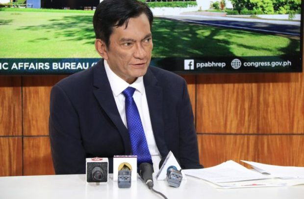 Salceda to file bill giving tax relief to medical oxygen firms