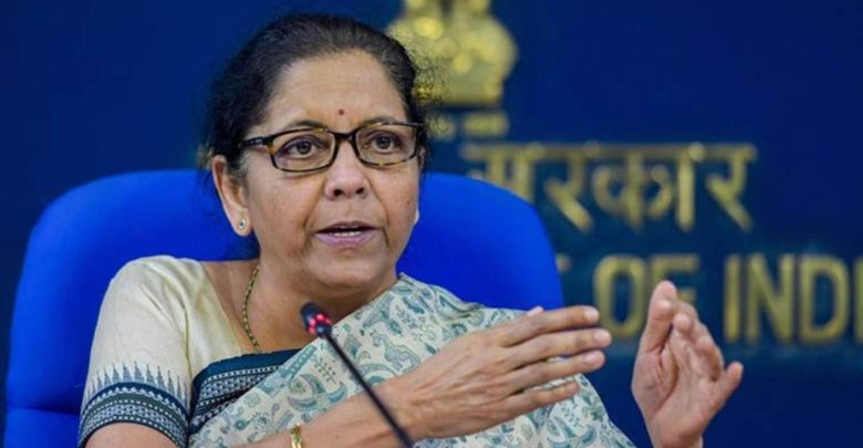 Best time for corporate India to increase risk taking, says Nirmala Sitharaman
