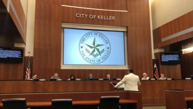 """The city council of Keller approves the """"largest tax break"""" in the history of the city"""