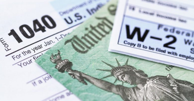 IRS faces a historic backlog on income tax returns as 300,000 business tax returns remain
