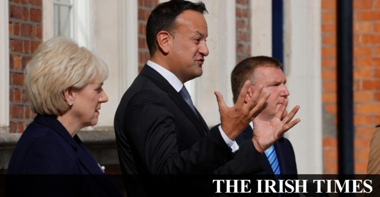 """Any change in the corporate tax rate would only affect """"very large companies"""" - Varadkar"""