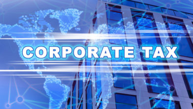The analysis of the tax foundation examines the effects of the increase in the corporate tax rate
