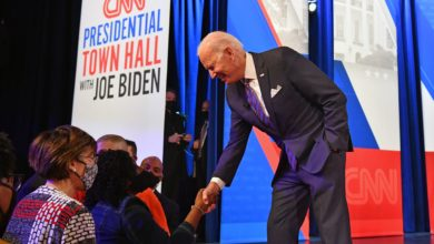 Biden says infrastructure deal closed, corporate tax hikes unlikely