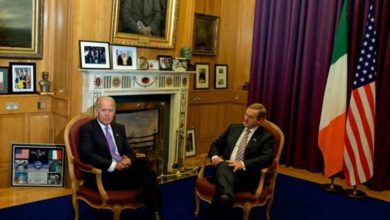 """Ireland gives in to Biden as corporate tax rate is to be raised - """"Treasury profits""""    Great Britain    news"""