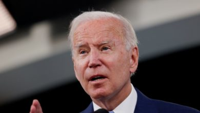 Biden says a global corporate tax deal is helping American working-class families
