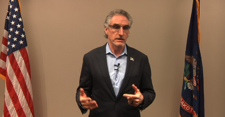 Petition from Burgum in support of the tax relief plan
